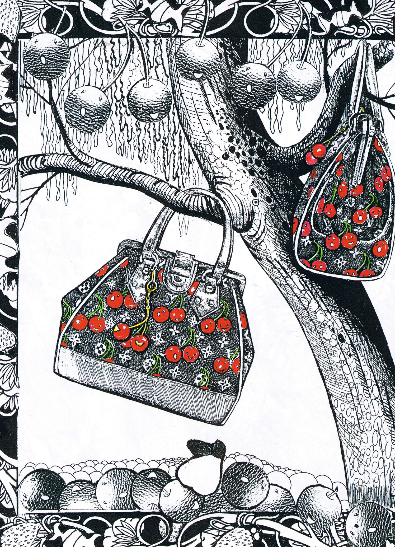 Vuitton Bags Harpers Bazaar