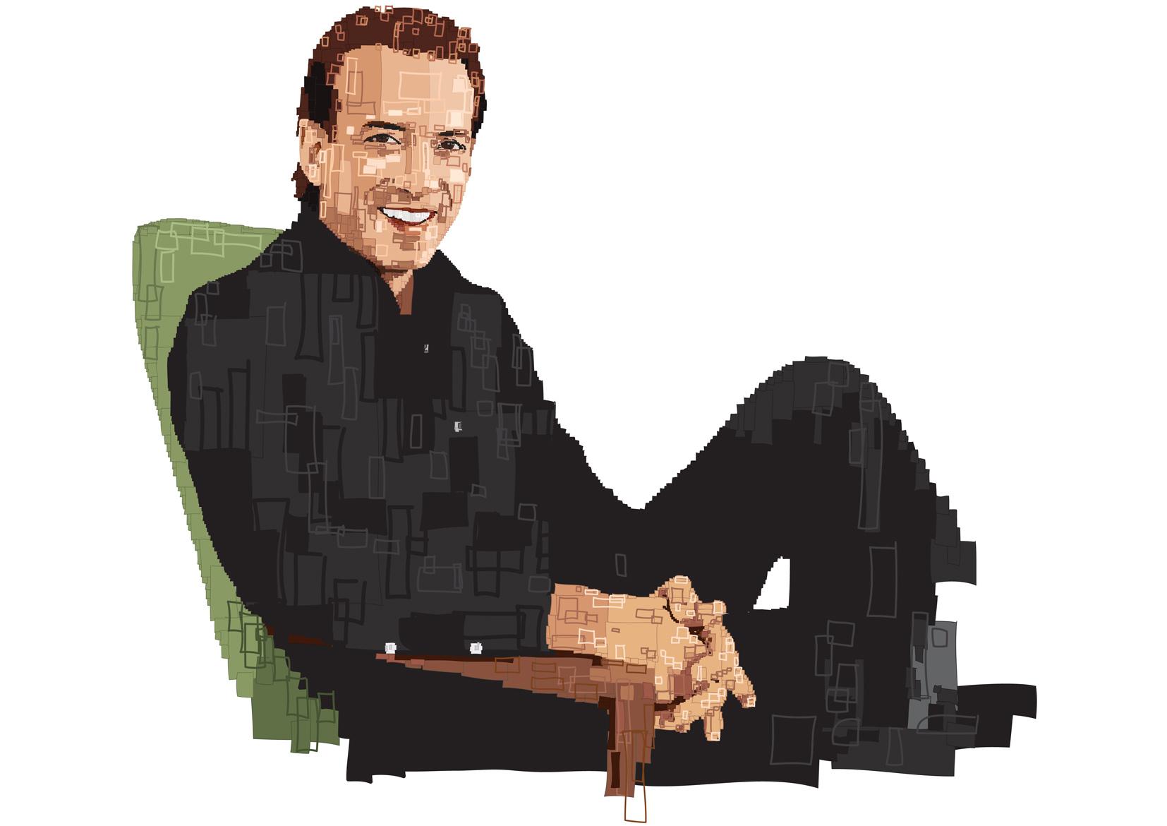 Van Toffler Billboard- Magazine