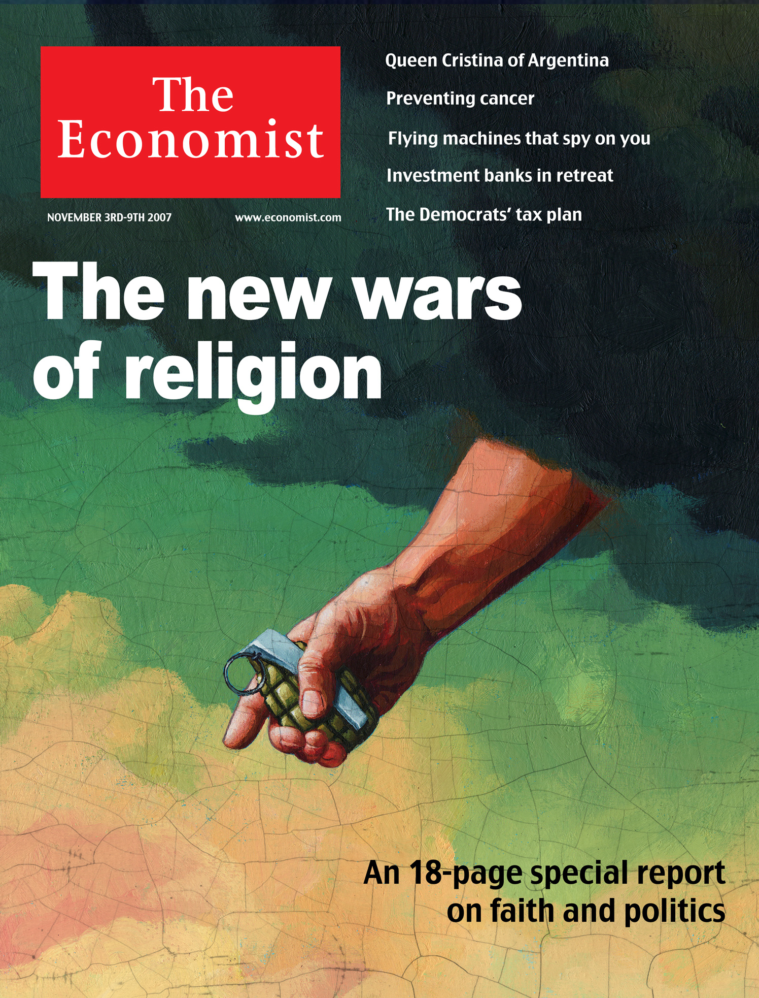 The New Wars Of Religion / The Economist