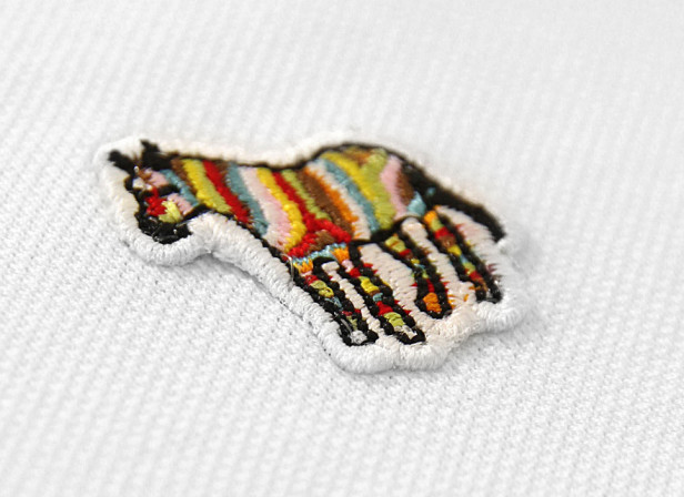 Paul Smith Badge