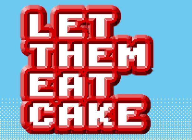 Let Them Eat Cake Web Game / Edinburgh Fringe Festival