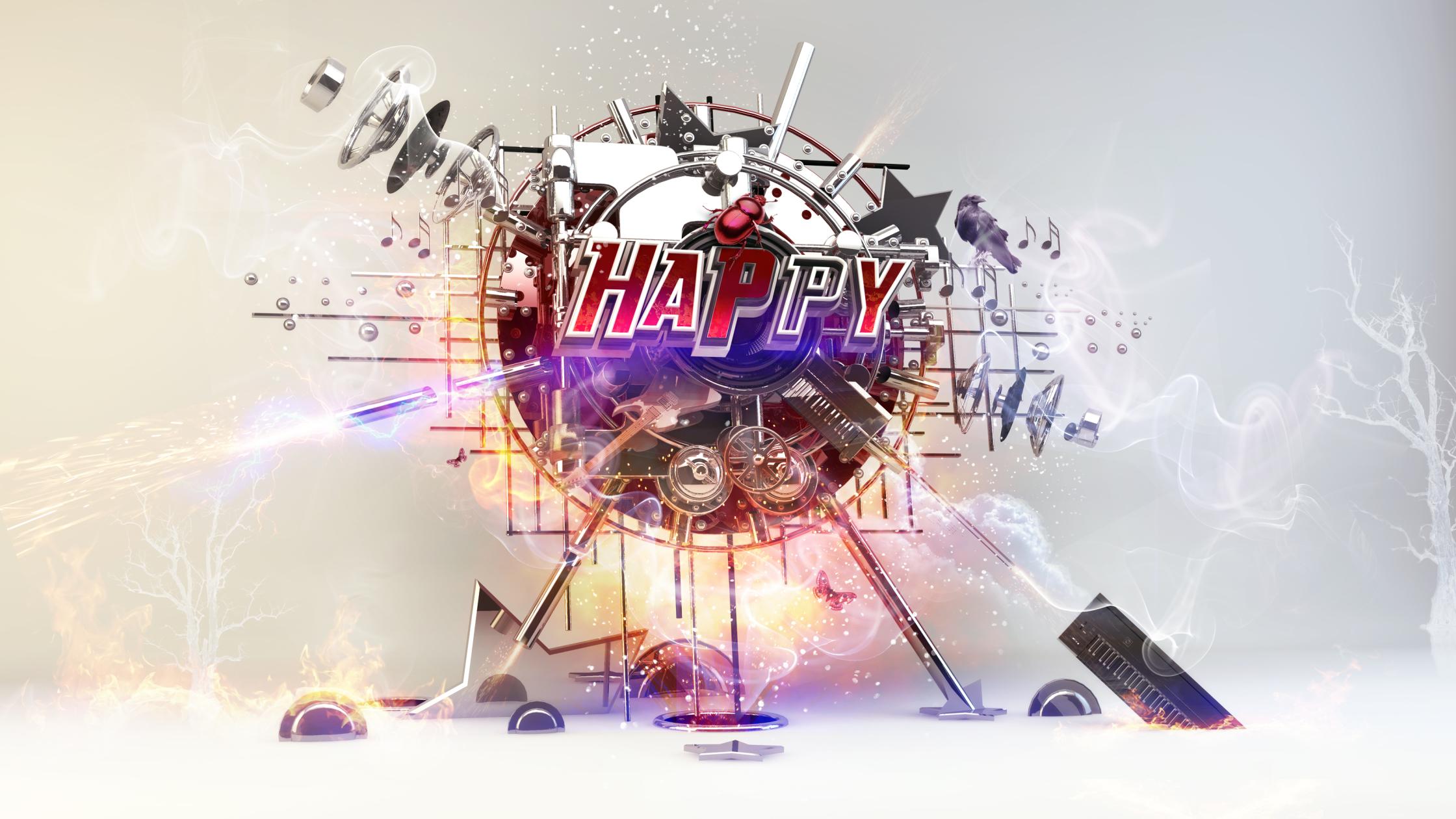 Happy Experiment