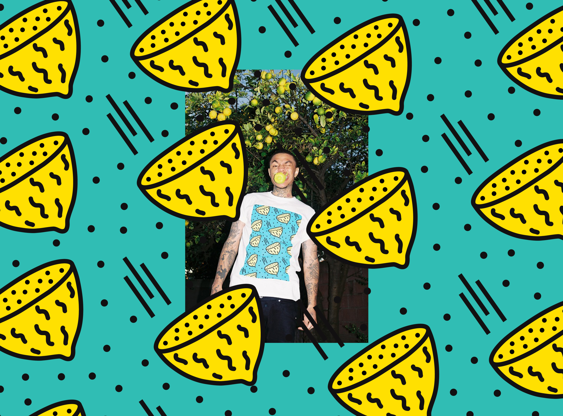 Flying Lemons / Lazy Oaf