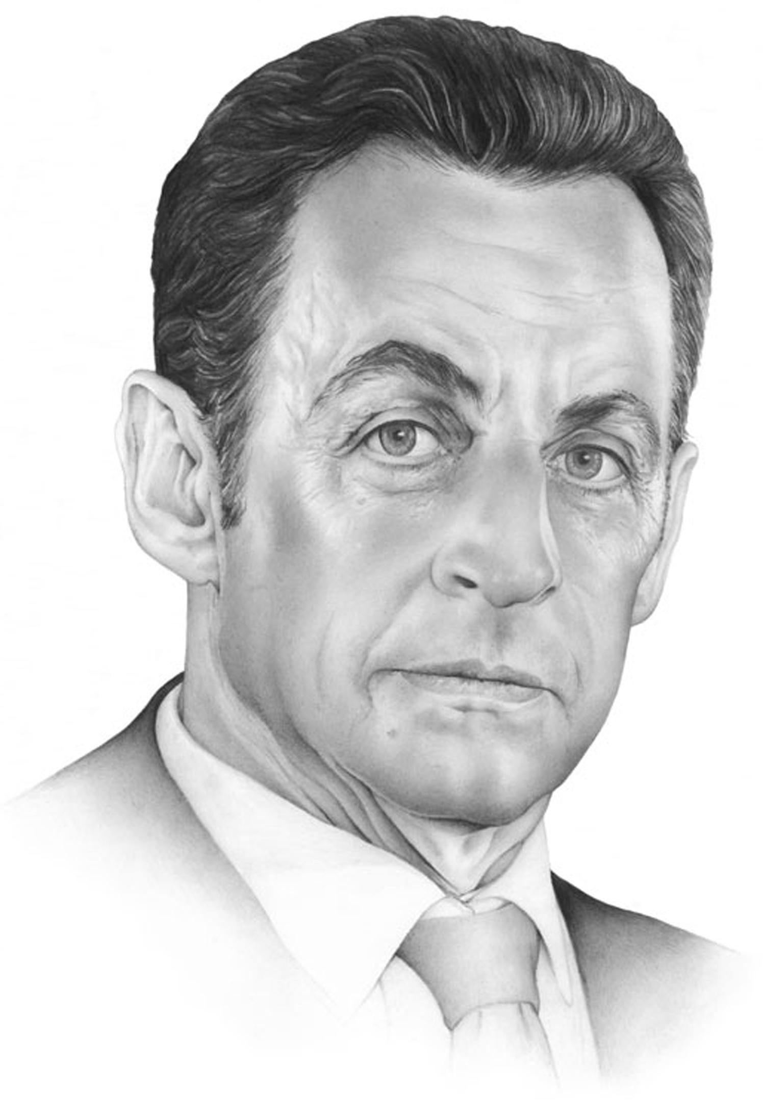 Nicholas Sarkosi Portrait