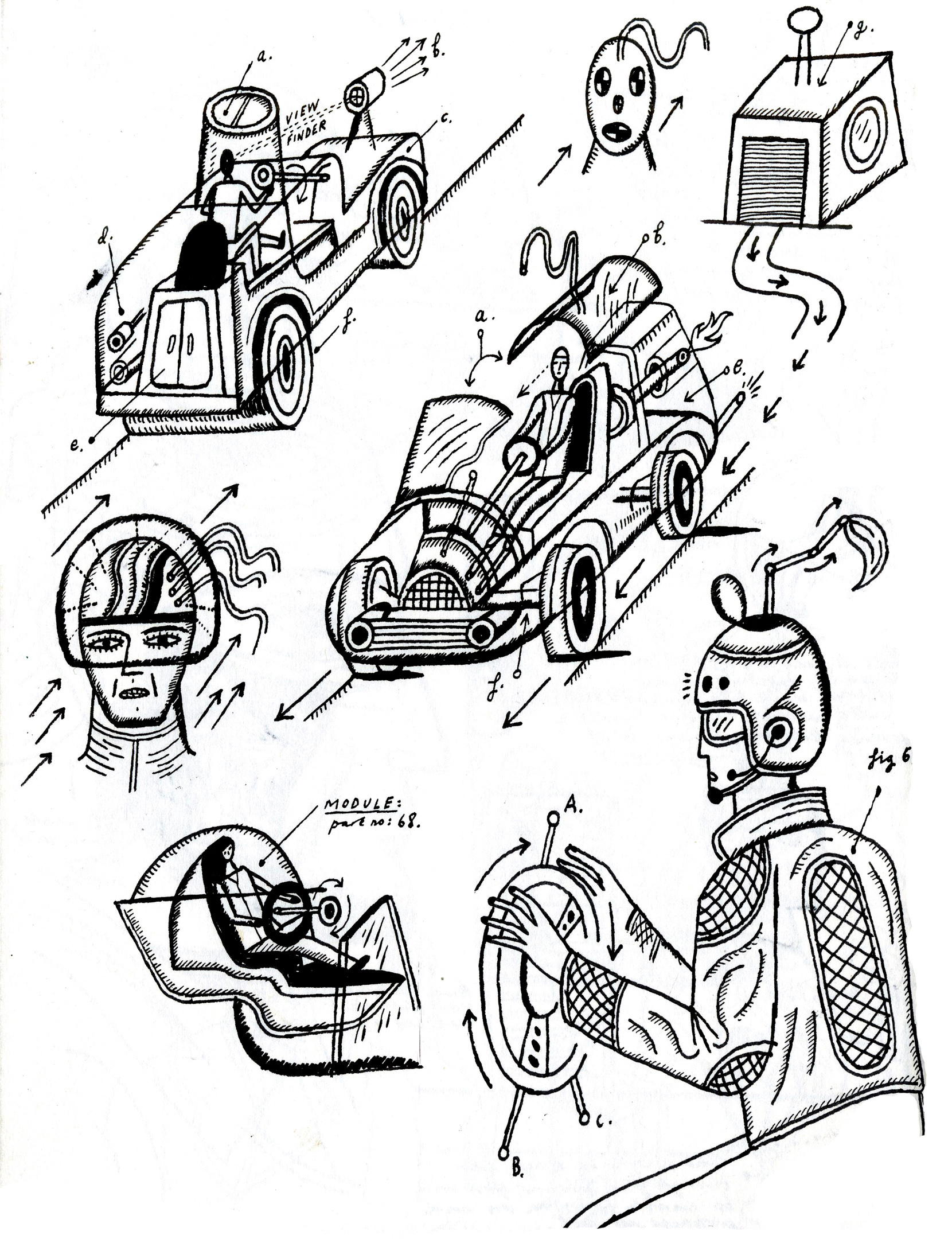 Car Modules