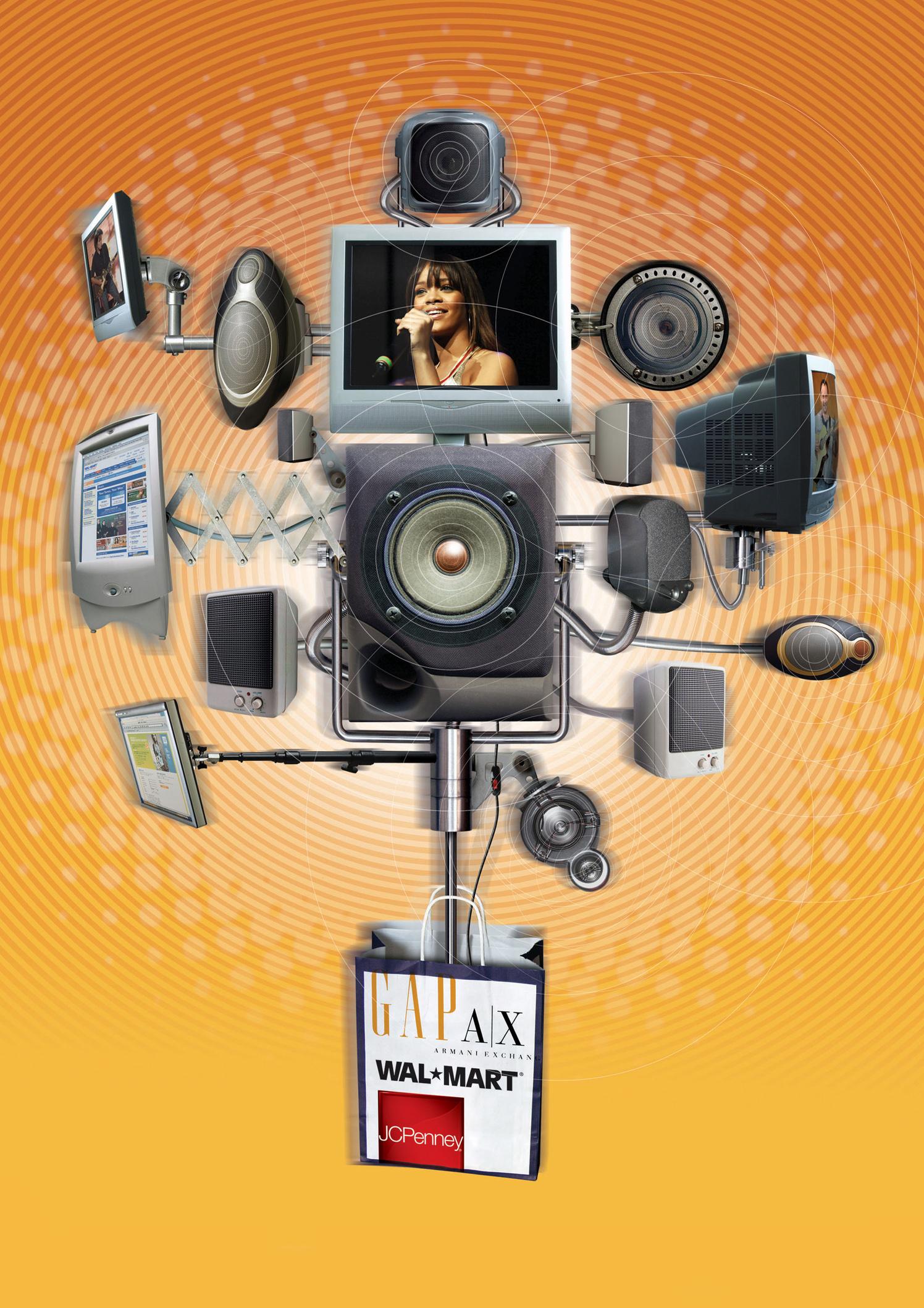 Music and Retail Billboard Magazine