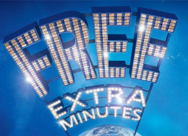 O2 Free Extra Minutes