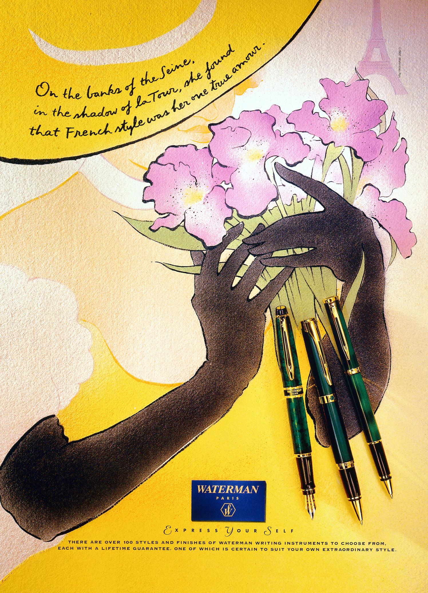Waterman Pens