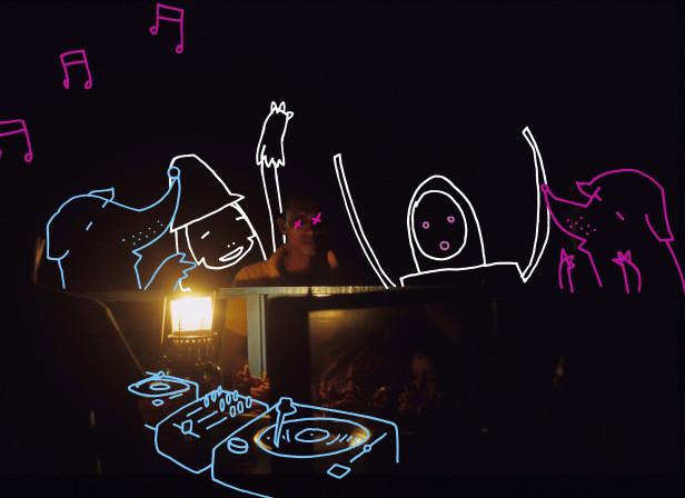 Party / Kenzo