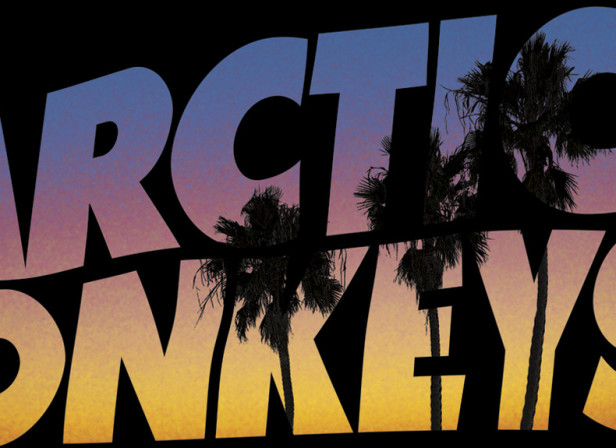 Arctic Monkeys / LA Poster