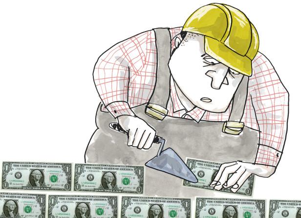 Rebuilding the Dollar