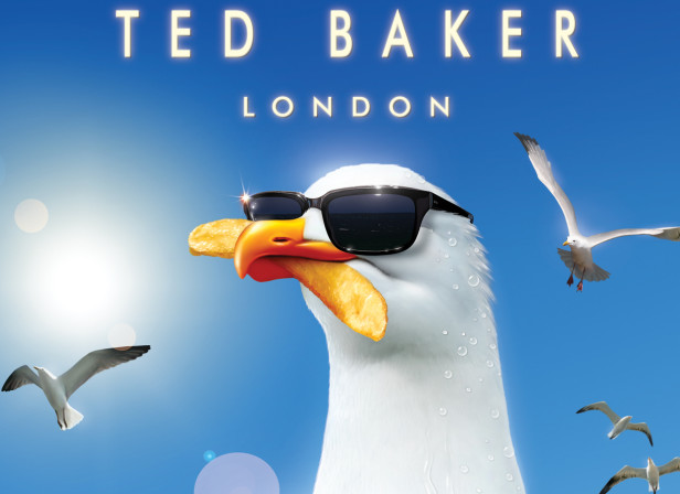 Ted Baker Eyewear Seagull