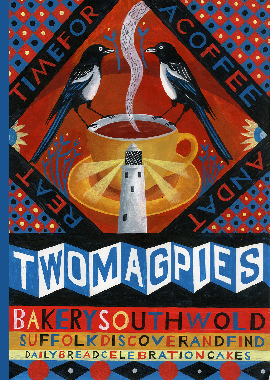 Two Magpies Bakery