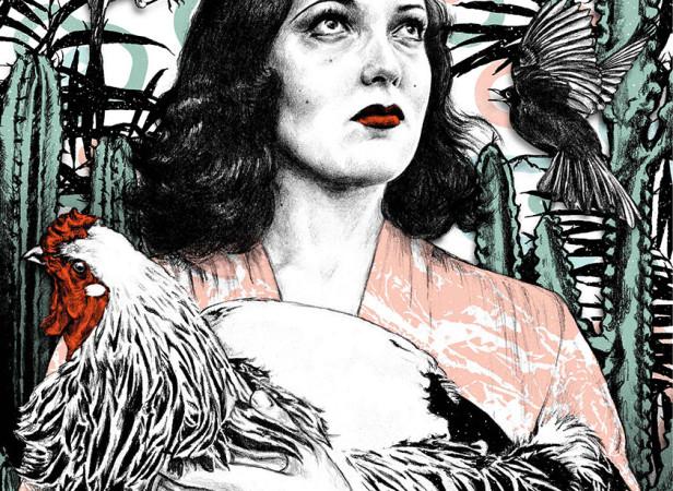 common people-chicken-exhibiton-Jennifer-Dionisio-prints-illustration-illustrator-artwork-photo-stour-space.jpg