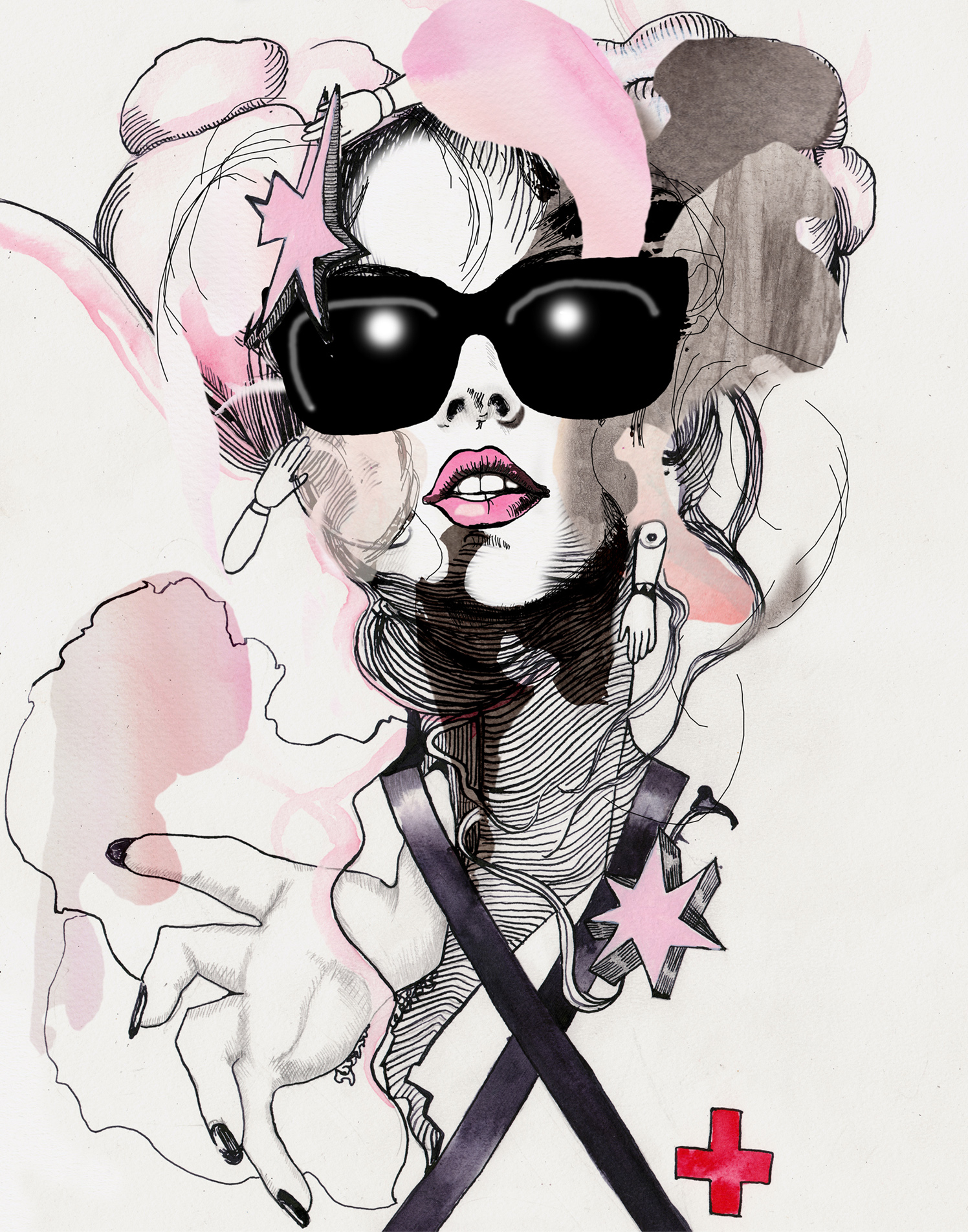 Lady Gaga Spin Magazine