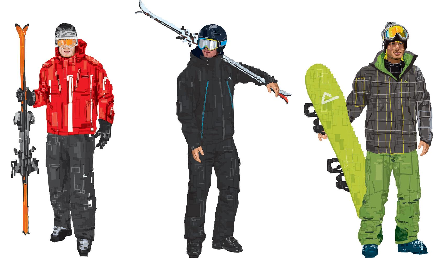 Snowboard Skiwear Dare 2B