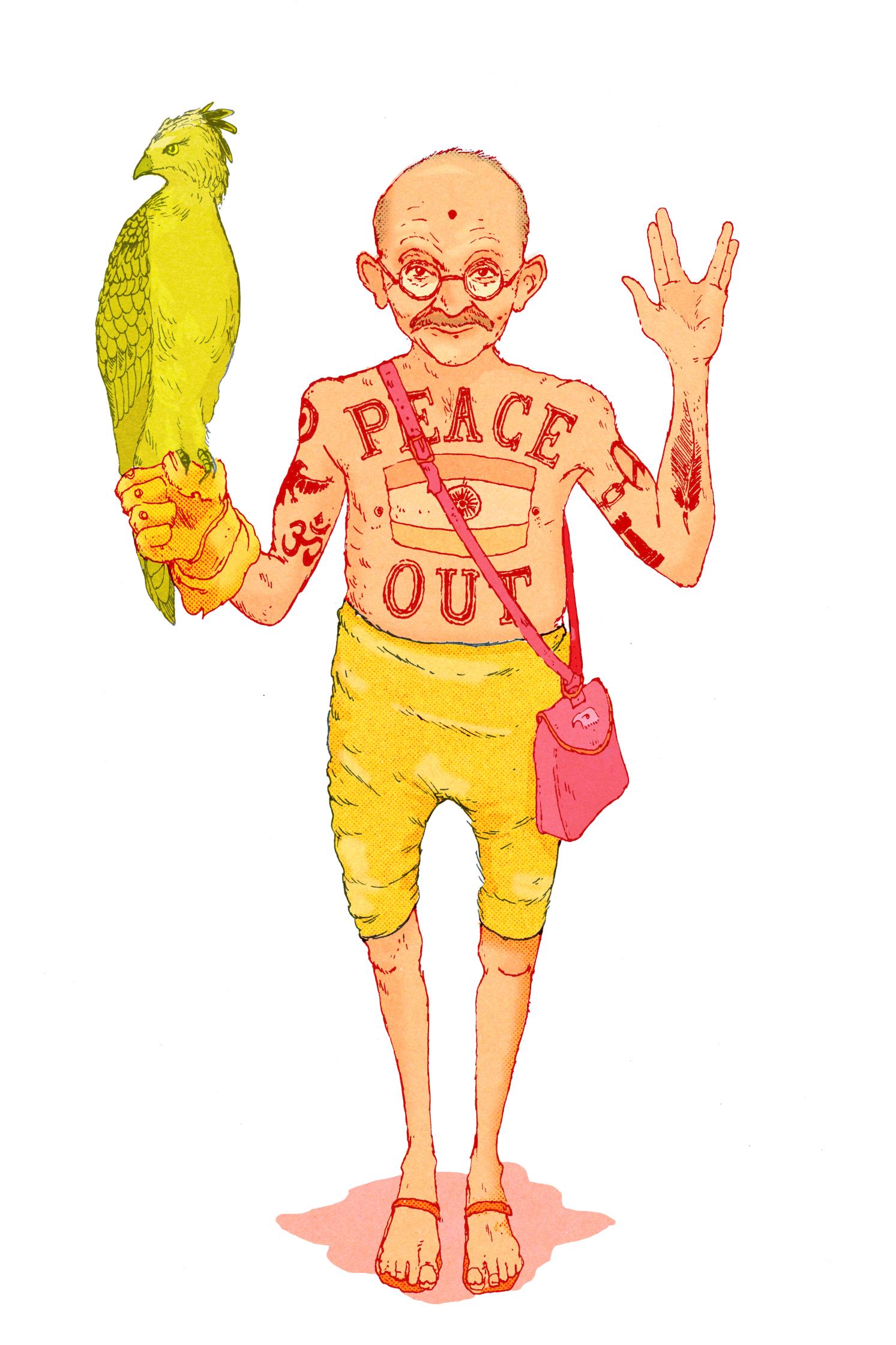 Mahatma Gandhi : Personal.jpg