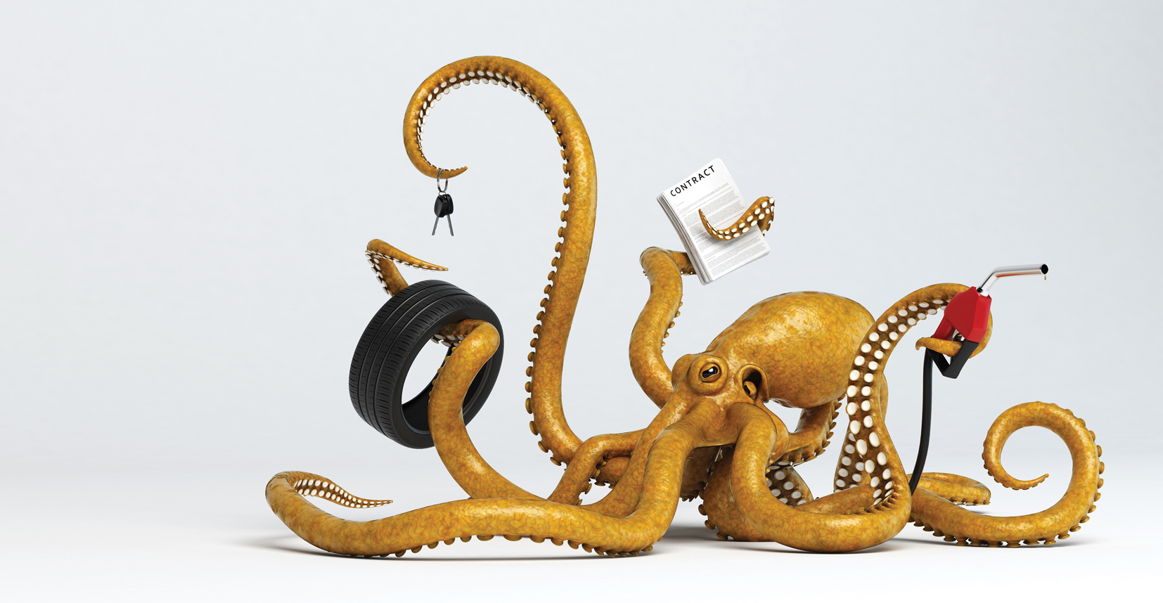 Contract Octopus