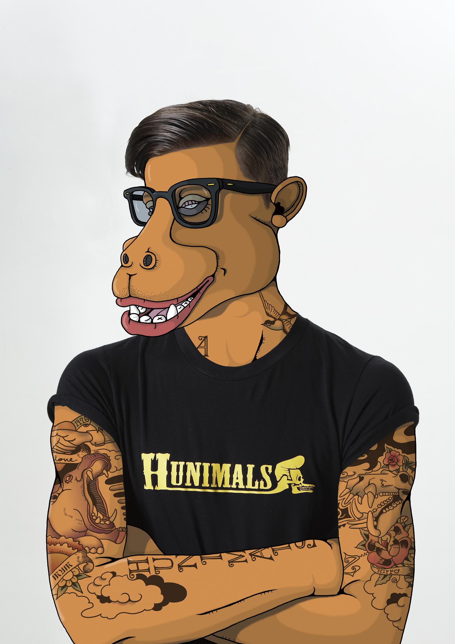 Hunimals Joe