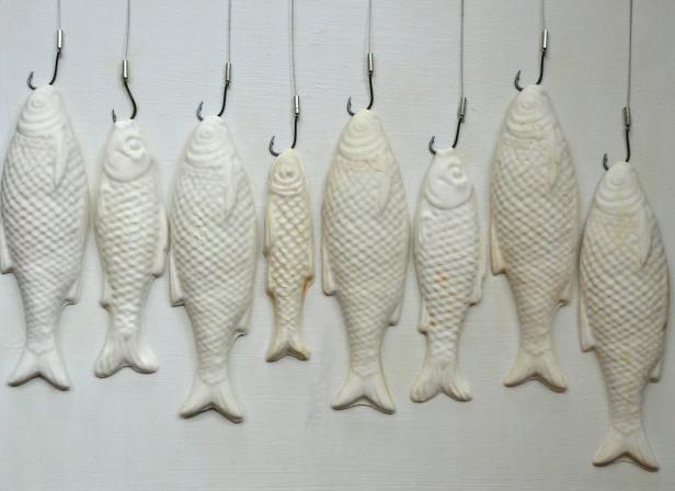 Hanging Fish