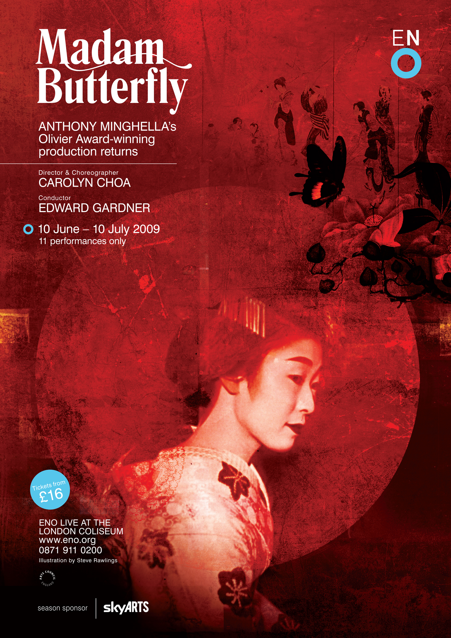 ENO Madam Butterfly