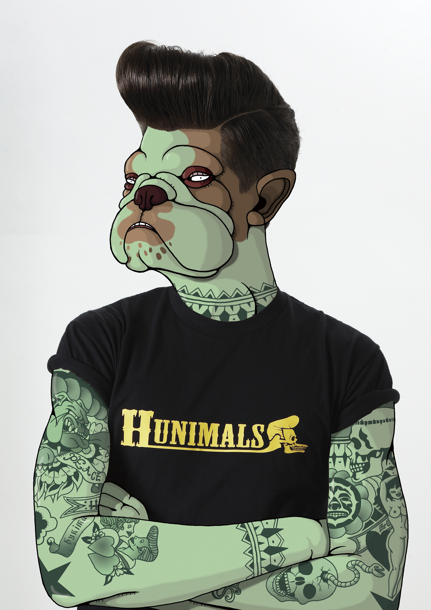 Hunimals Thomas