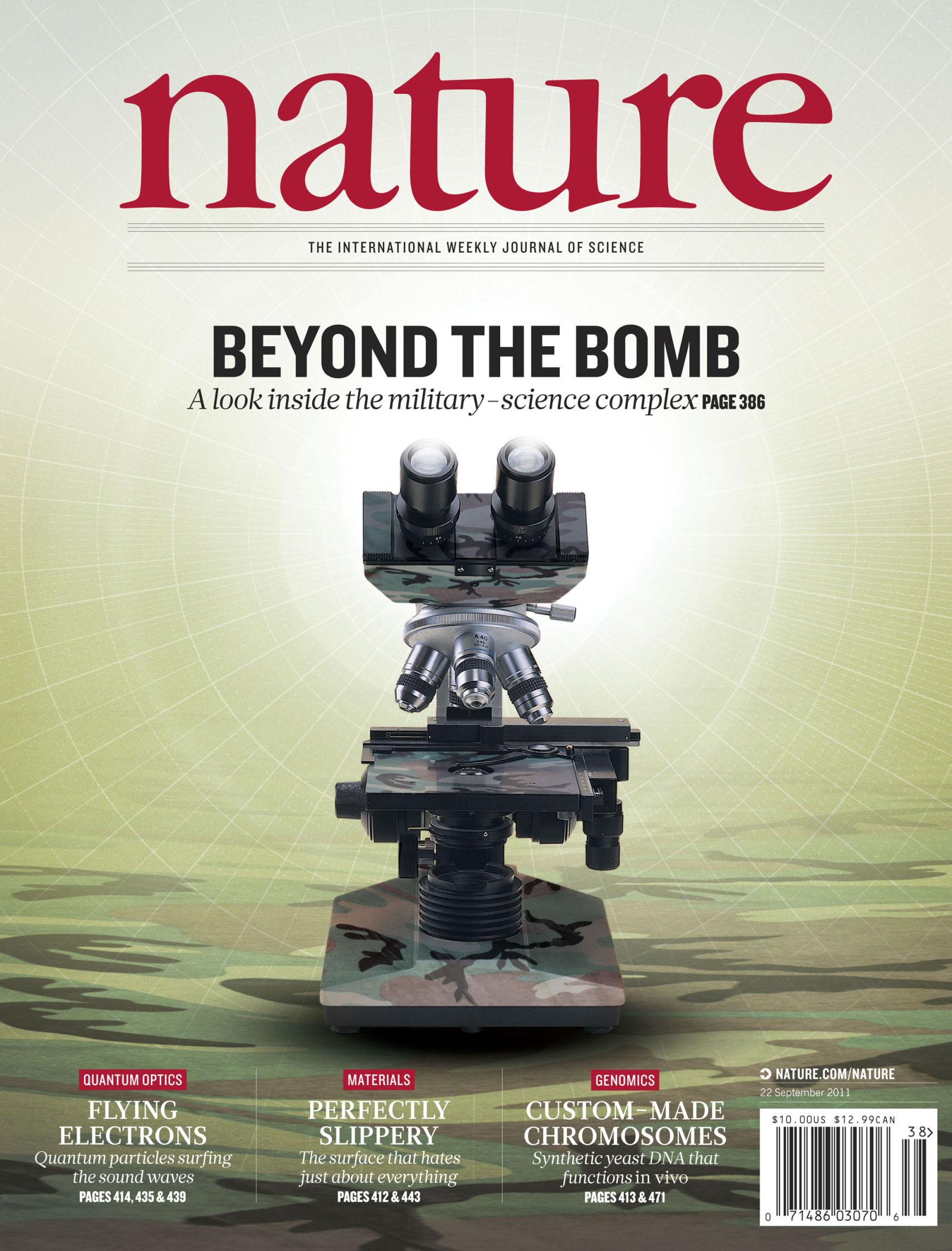 Nature Beyond The Bomb