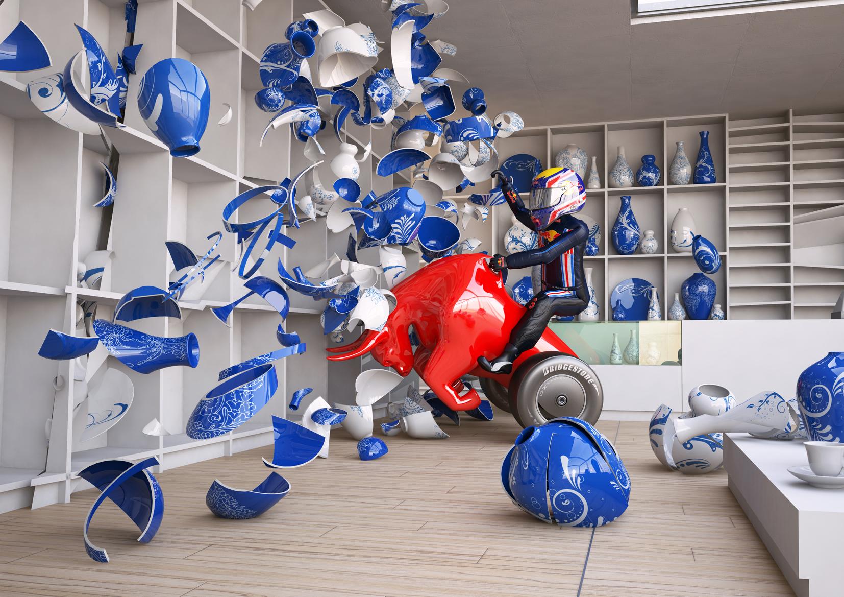 Mark Webber F1