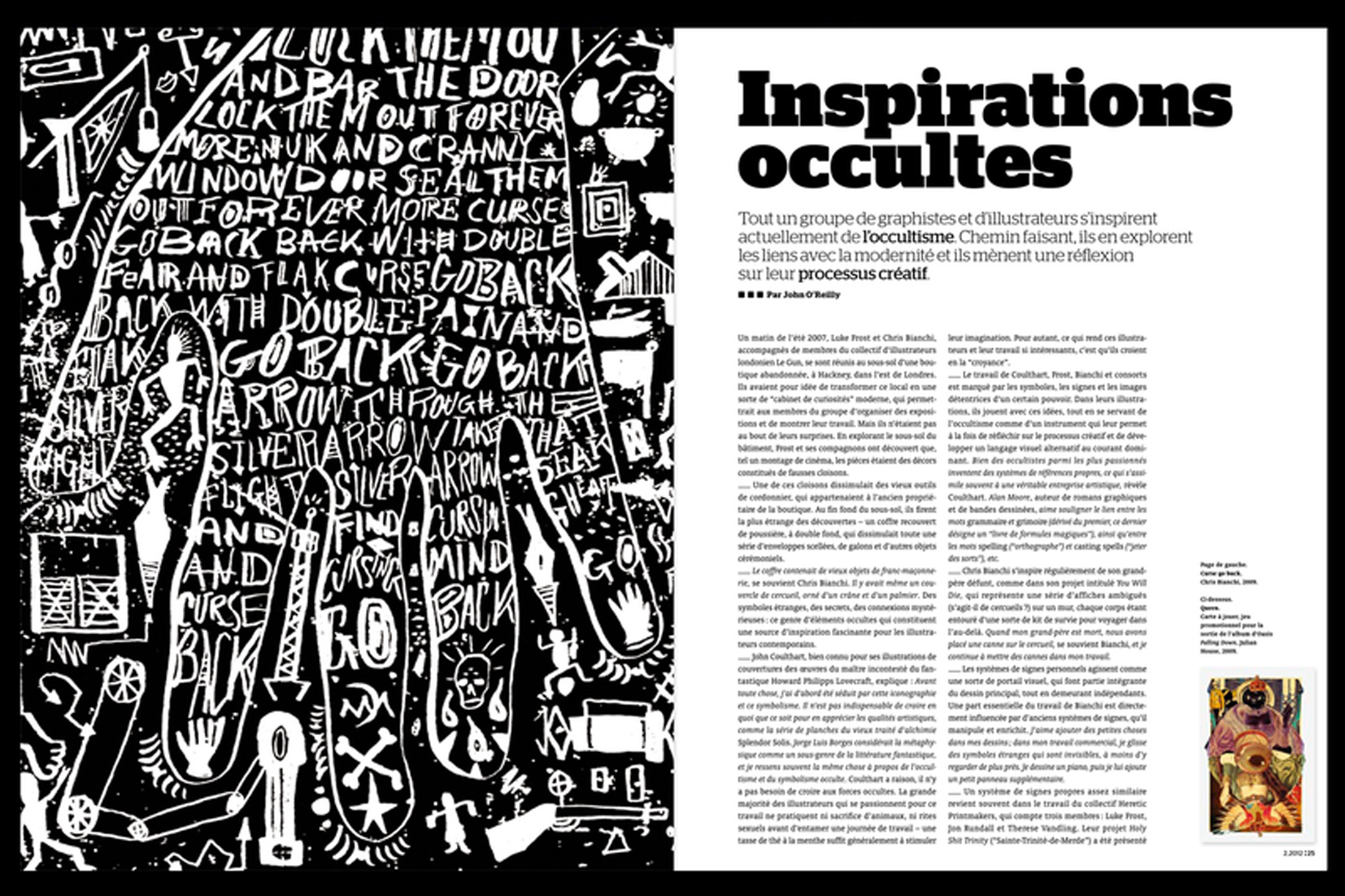 Inspirations Occultes