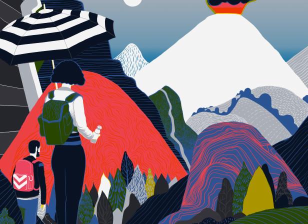 Volcano Road Journey