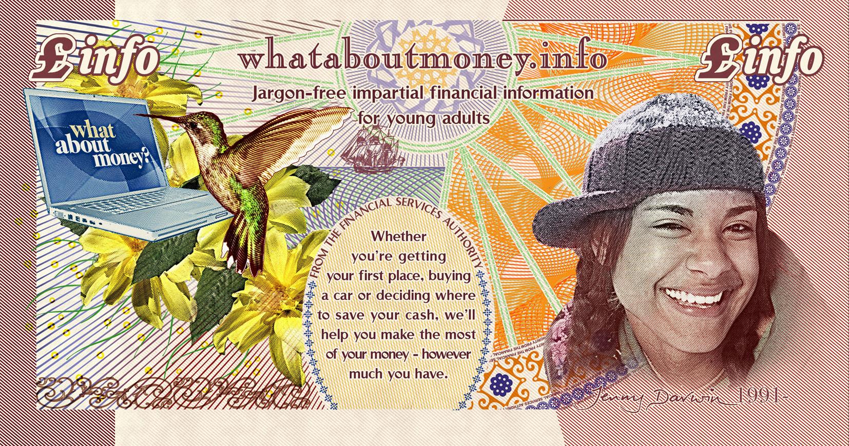 Banknote Sterlin