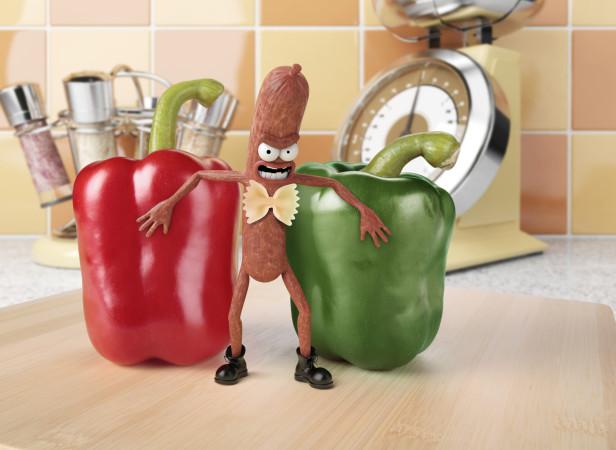 Peperami Peppers