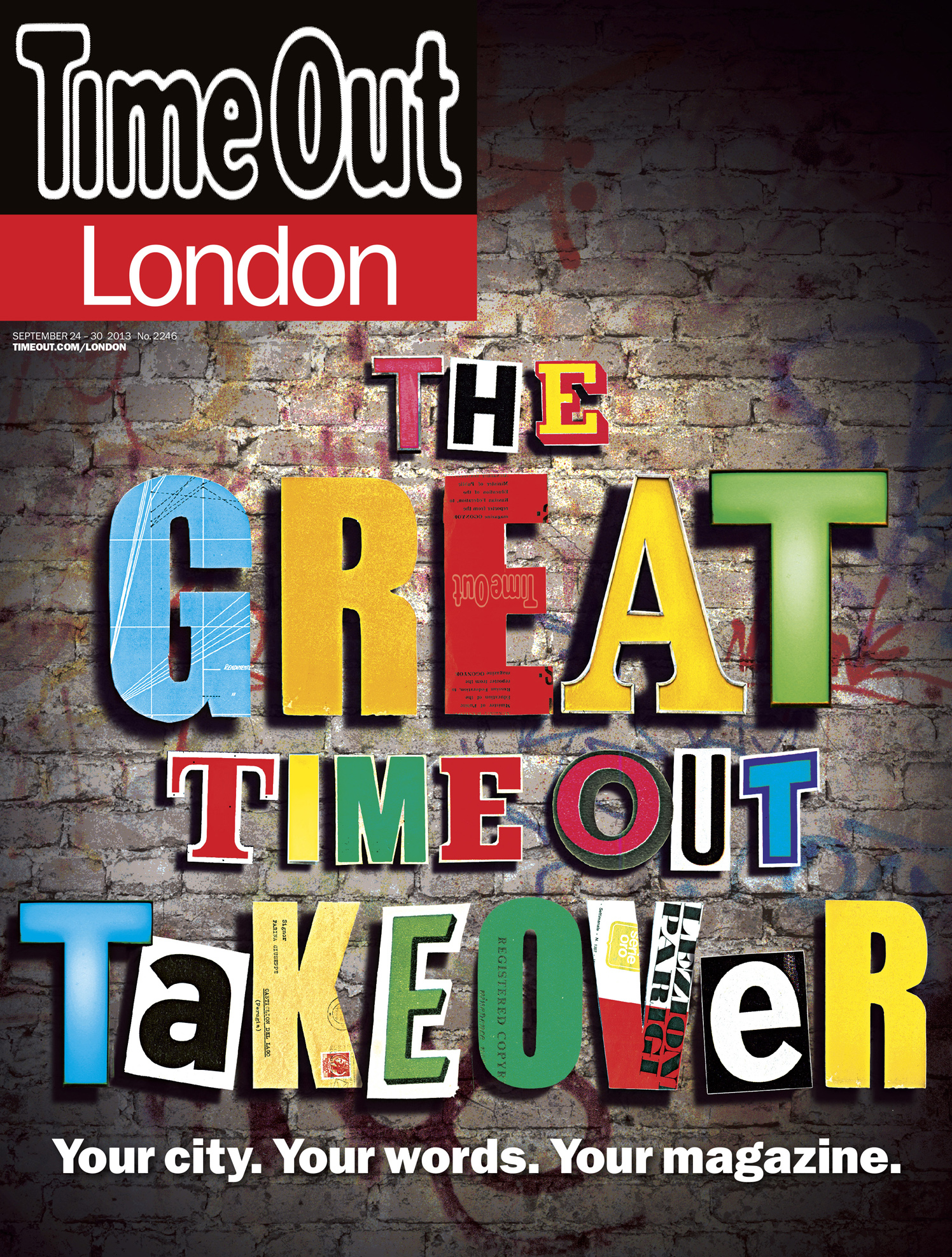 The Great Time Out Takeover / Time Out London