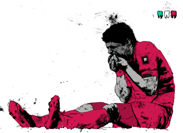 Luis Suárez / New Republic