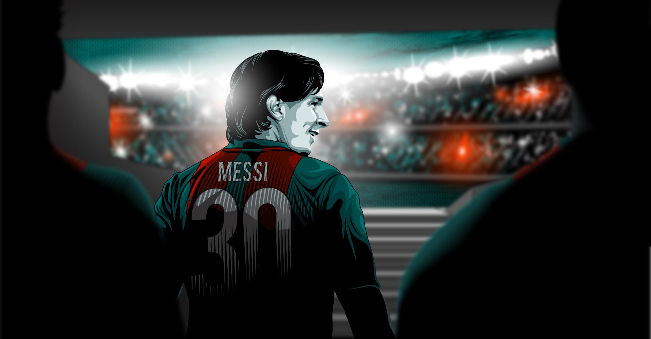 Messi 30 / Adidas