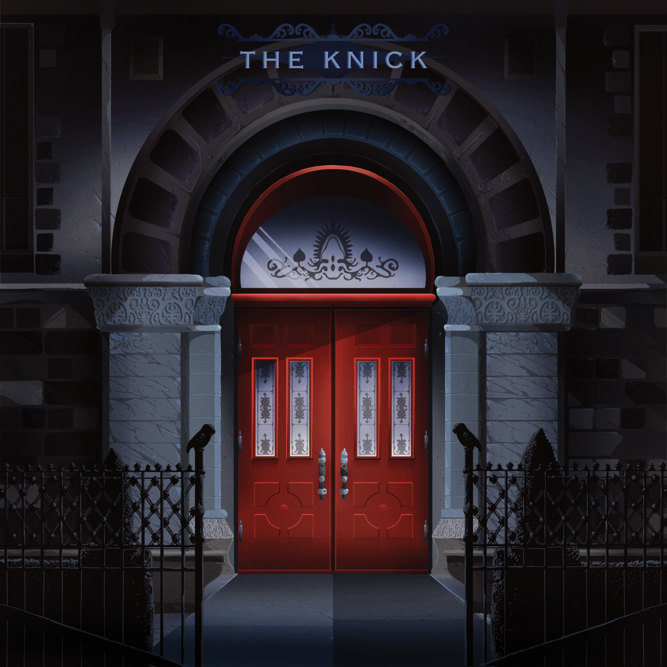The Knick vinyl soundtrack front cover.jpg