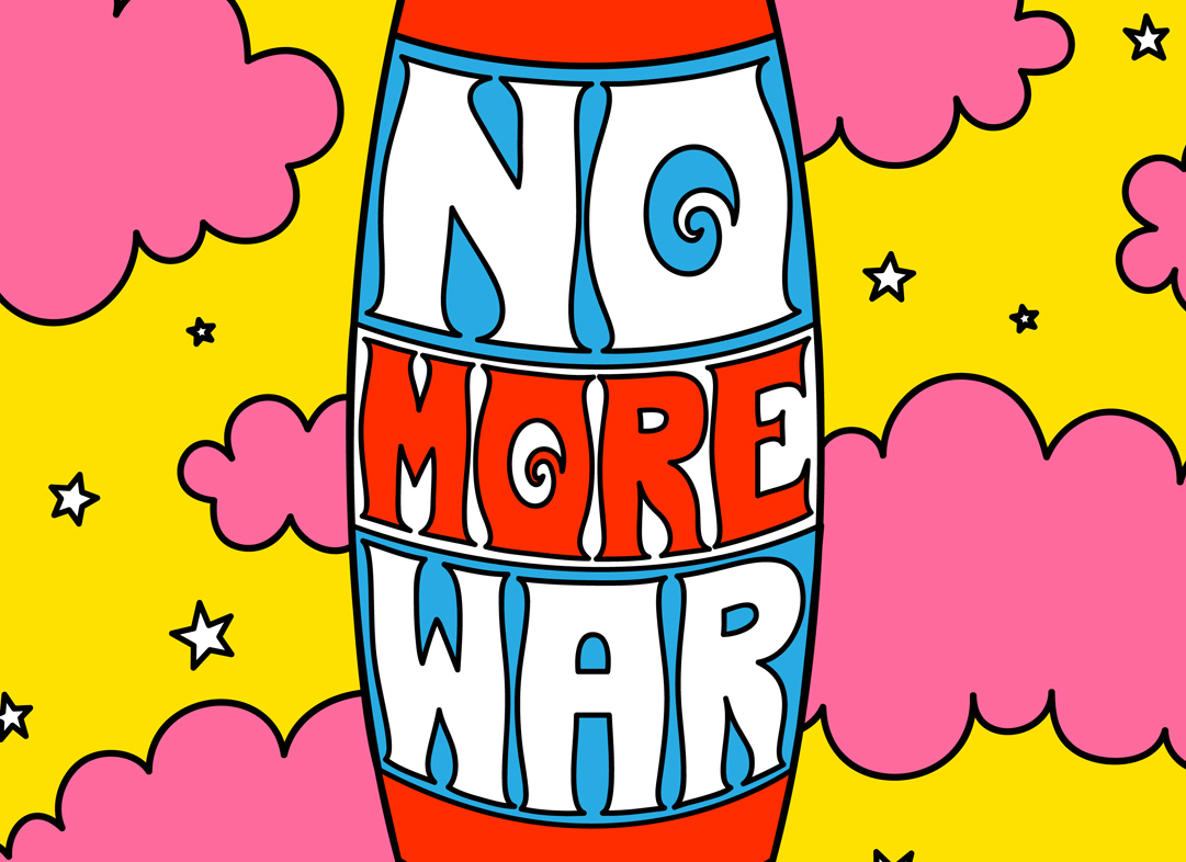 No More War Bomb