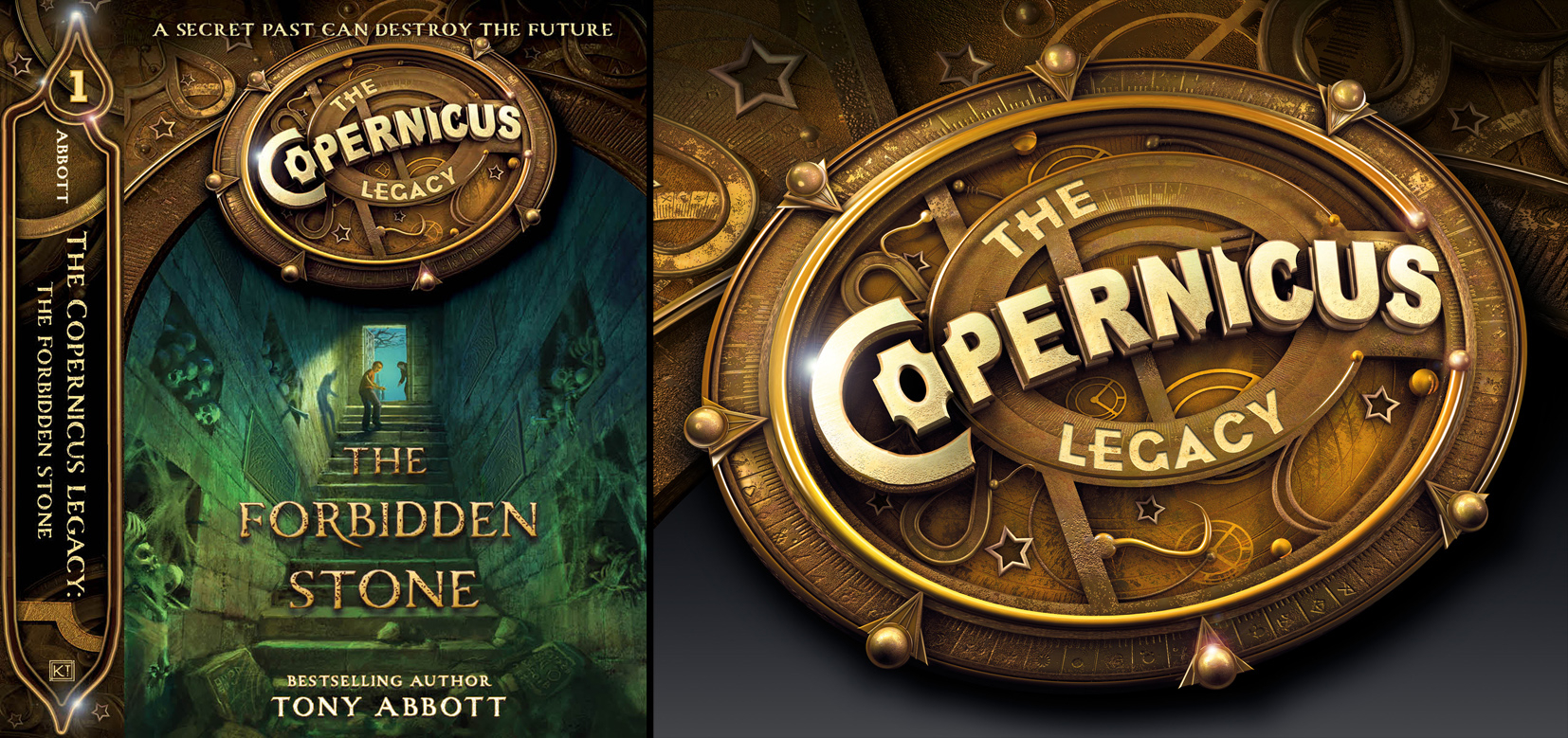 The Copernicus Legacy / The Forbidden Stone