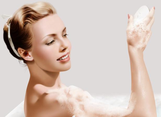 Dove Bath 1
