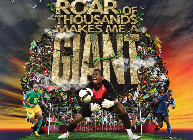 The Roar Of Thousands Makes Me A Giant