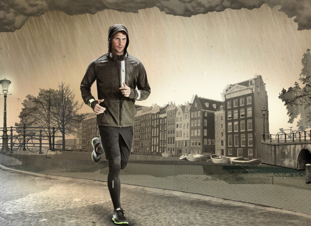 Defy the Elements Run Amsterdam Nike