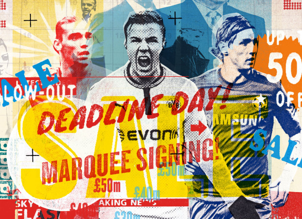 Deadline Day / 442 Magazine