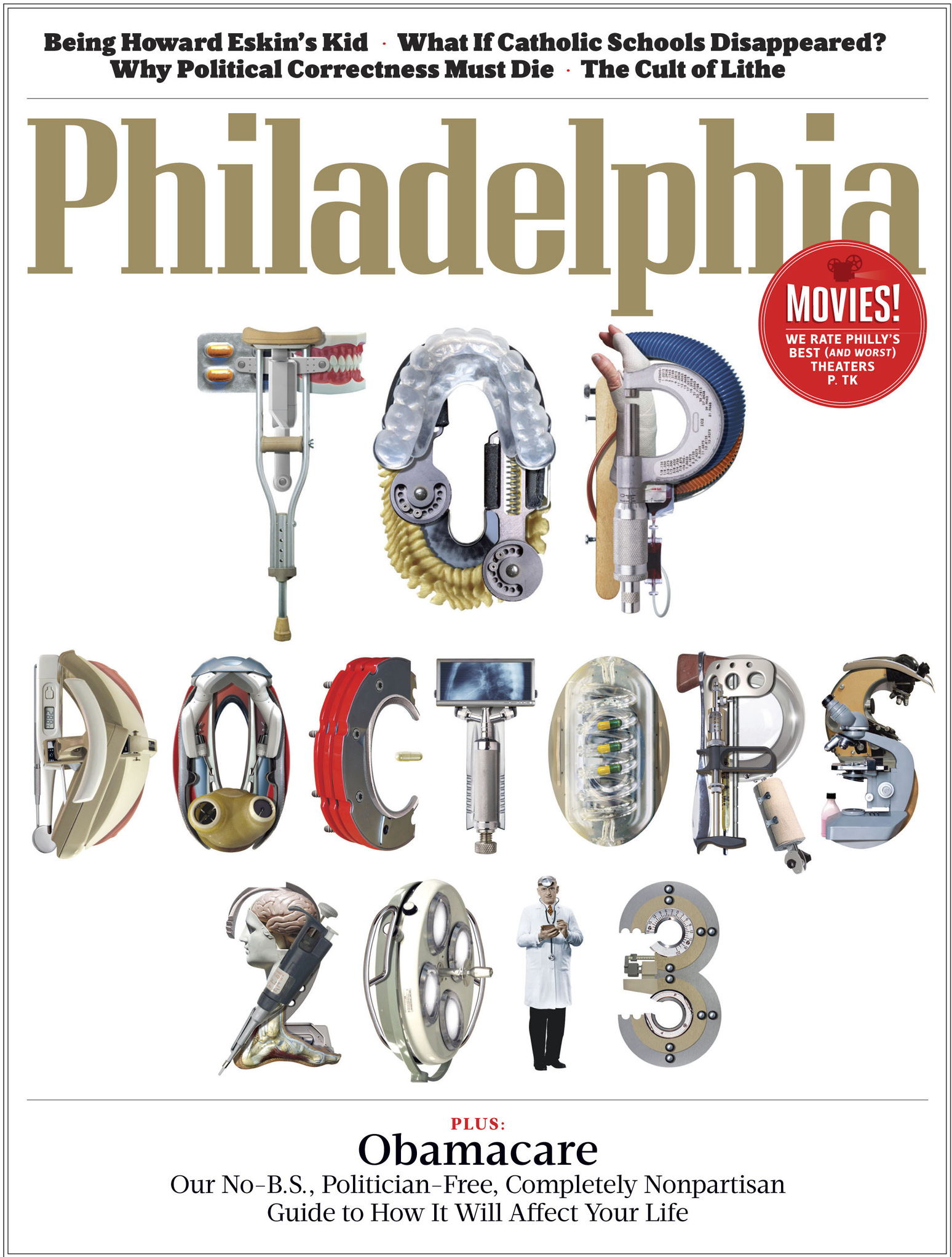 Top Doctors / Philadelphia Mag