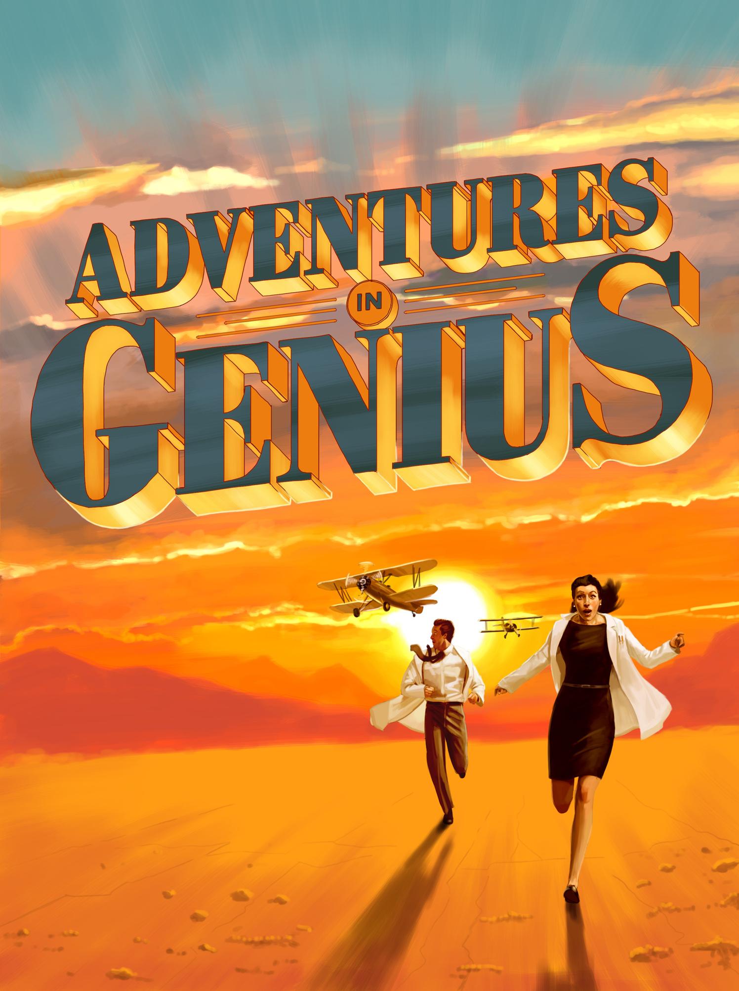 Adventures In Genius / Mental Floss Magazine