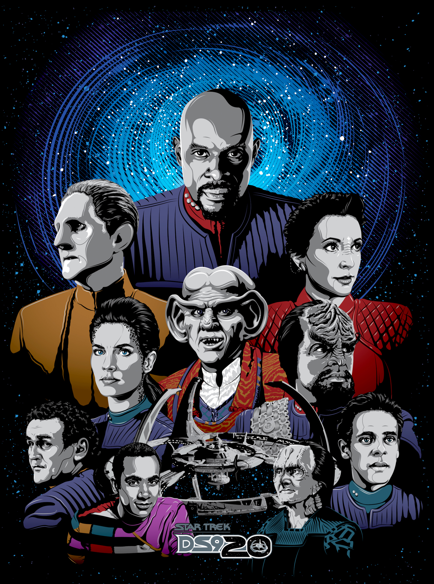 Star Trek 20th Anniversary