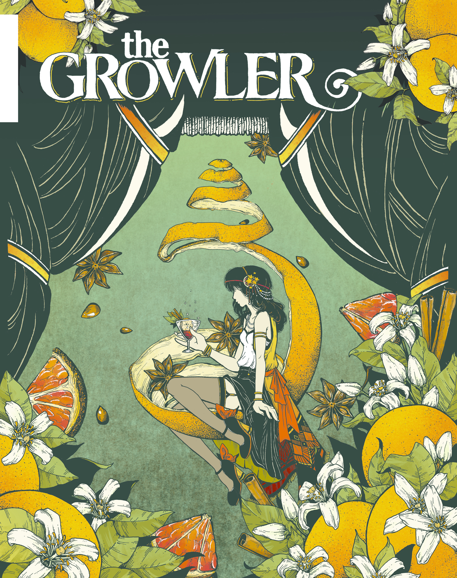 Growler Magazine - November - The Cocktail Issue - Erica Williams.jpg