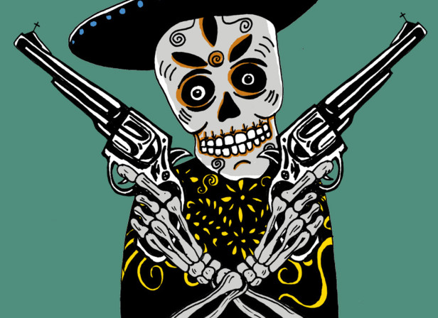 Mexican Skeleton / ke$ha