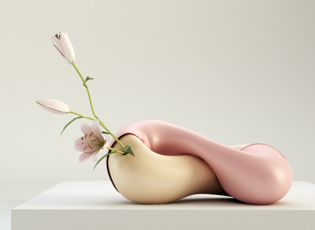 Flesh Vase