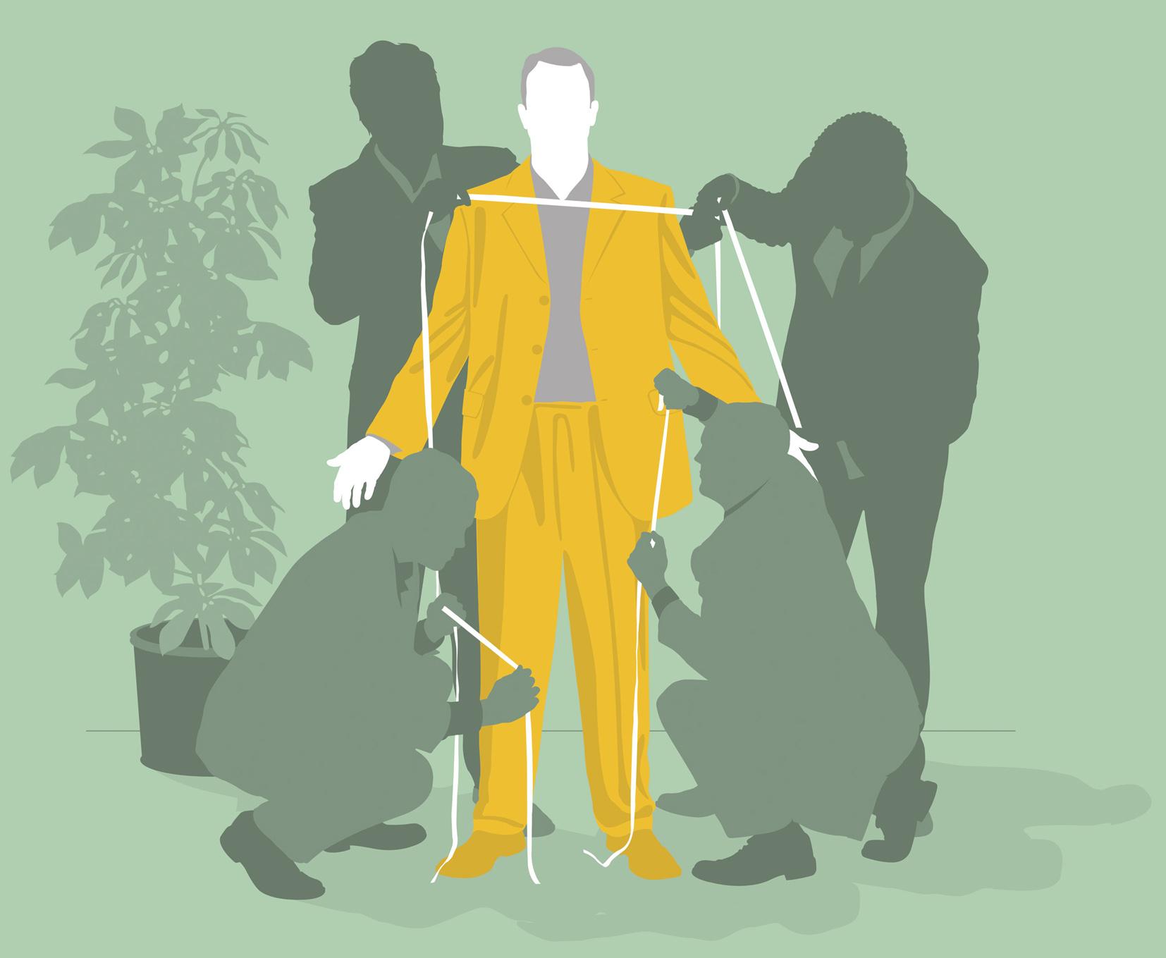 Lasalle Tailoring Man