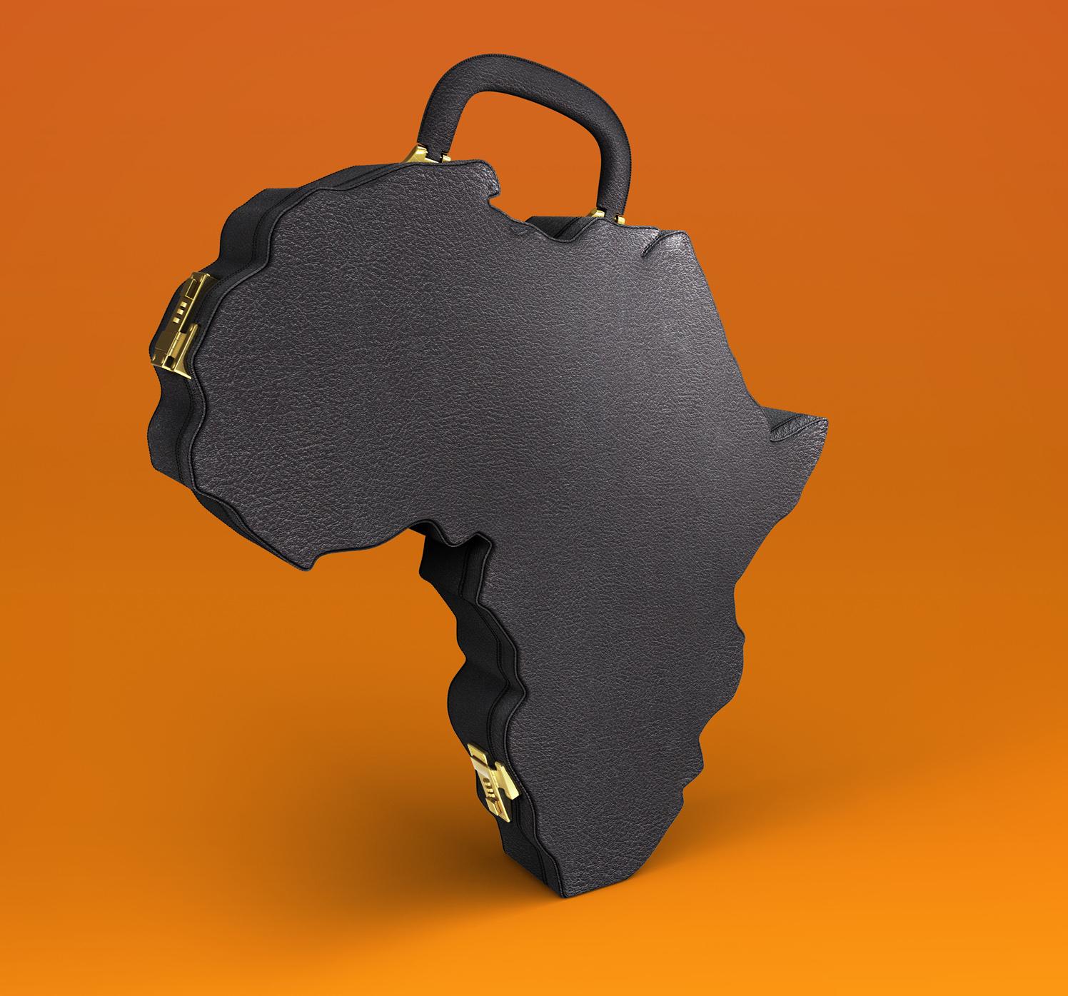 Africa Suitcase